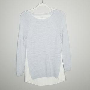 Ann Taylor Loft Colorblock Sweater, SP